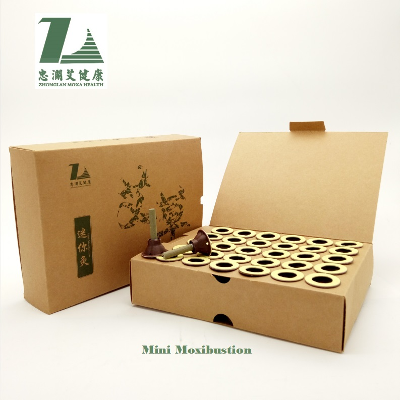 Mini moxa stick Moxibustion Moxa Wormwood Health stick