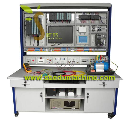 Industrial Training Equipment PLC Program Teaching Equipment Vocational Training Equipment