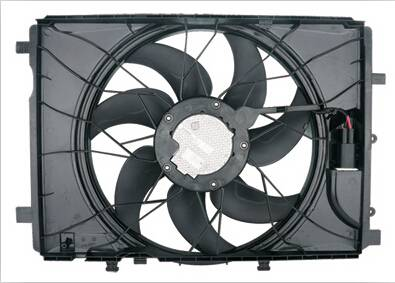 For Mercedes Auto Cooling Fan