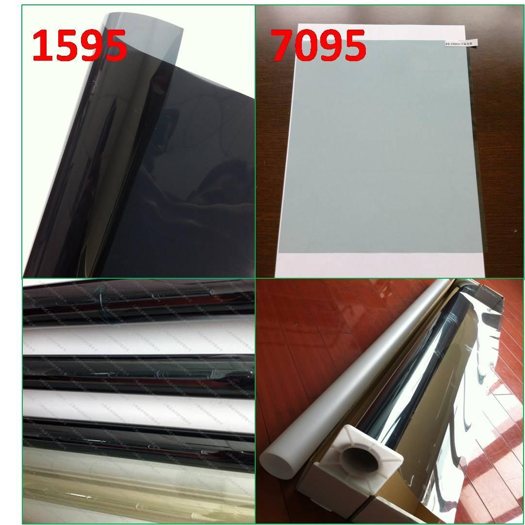 Thermal resistant car film