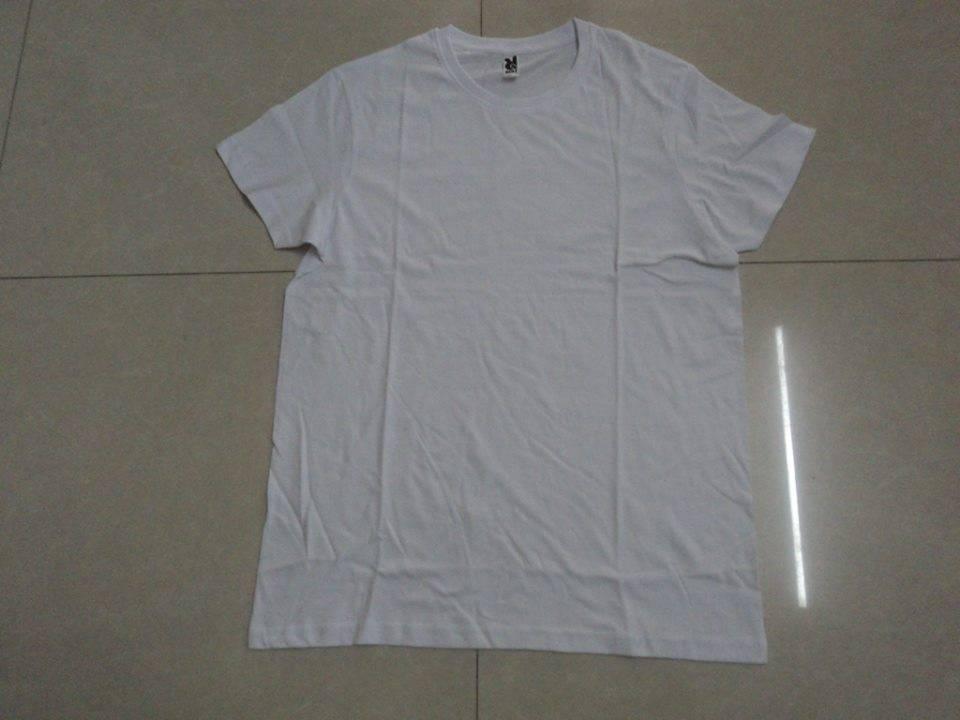 White T Shirt For men & Kids