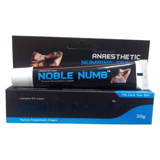 Noble Numb