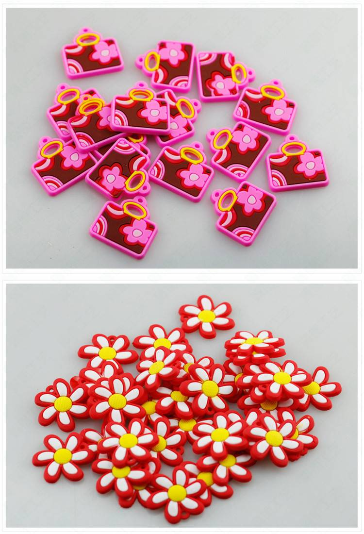 Fashion 3d fridge magnet /silicon fridge magent