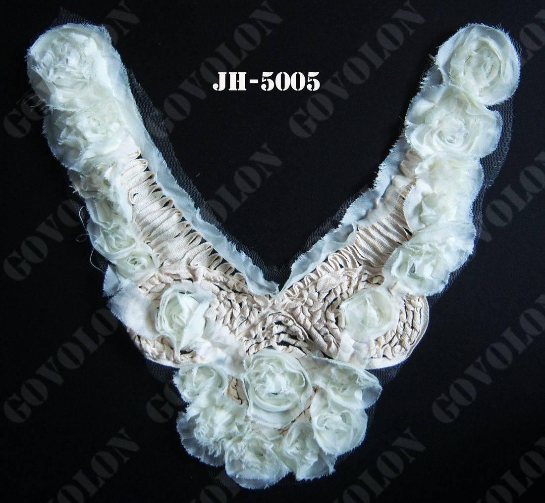 CHiffon Applique (JH-5005)
