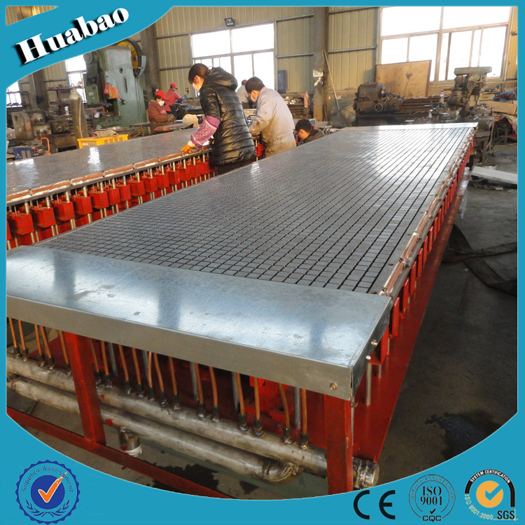 FRP grating mold,FPR grating machine