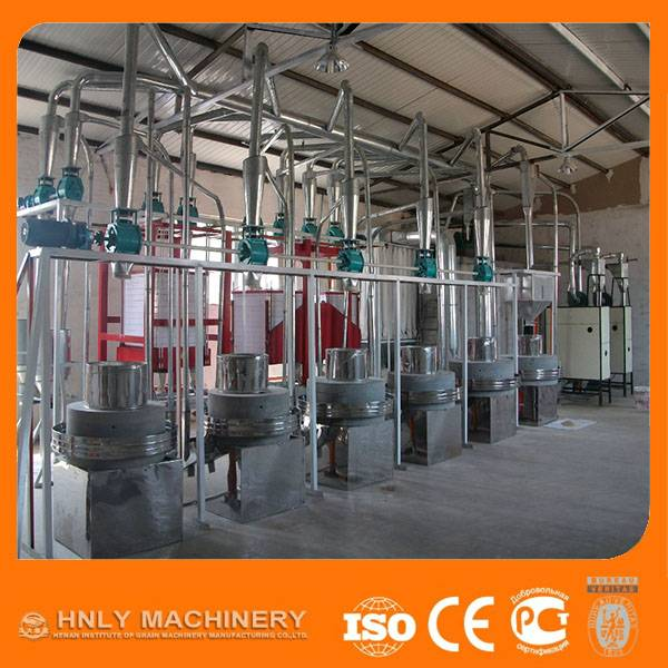 rice flour mill line, rice milling equipment in the rice flour production line