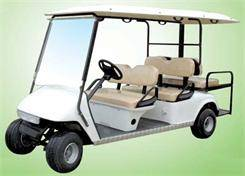 Falcon brand 6 seat electric golf cart electric car with CE(WX2062K)