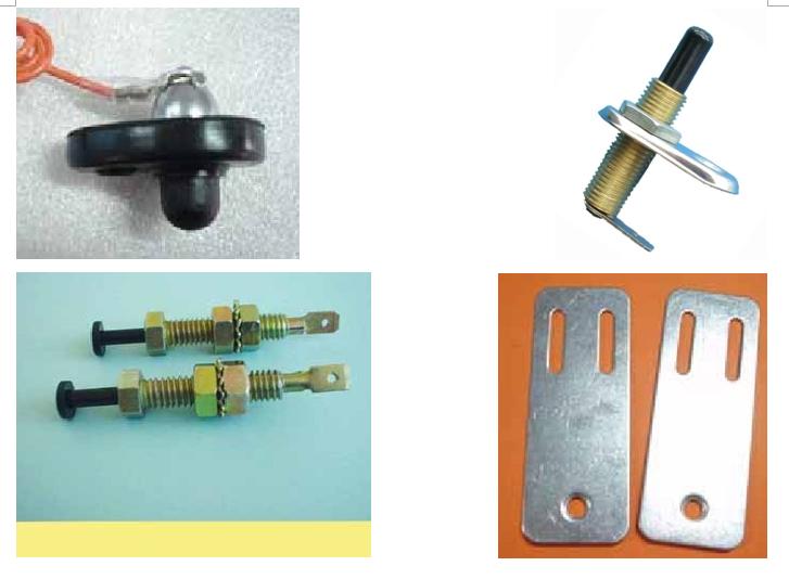Car Alarm Hood Pin Switch Auto Door Switch