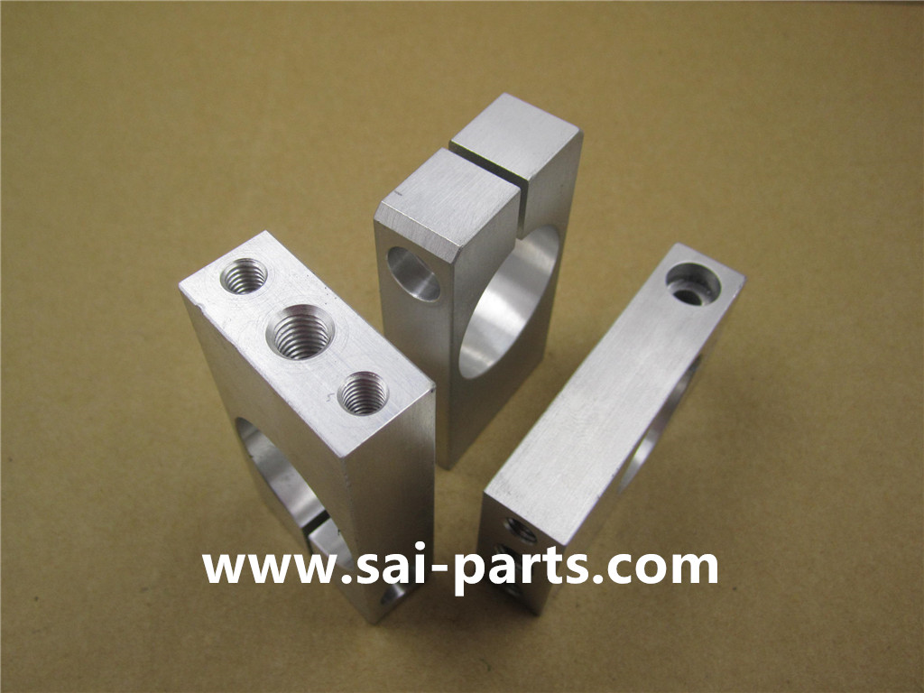 Clamping Plate Precision CNC Parts Machining