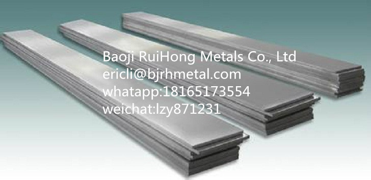 2017 hot sale Titanium Sheets