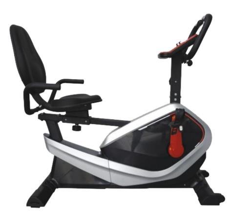 SPR-NOM16R Magnetic Recumbent Bike