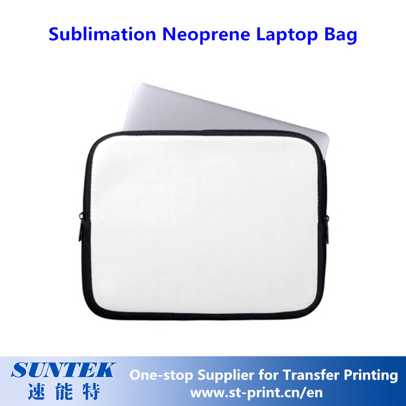 13'' Sublimation Neoprene Laptop Bag for Laptop Computer Package
