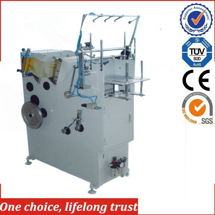 TJ-68 wedding paper card hot foil stamping gilding press machine