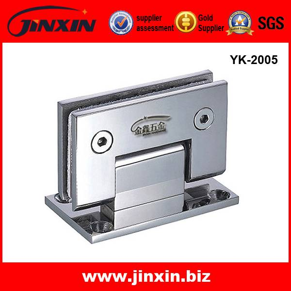China manufactory stainless steel glass door hinge