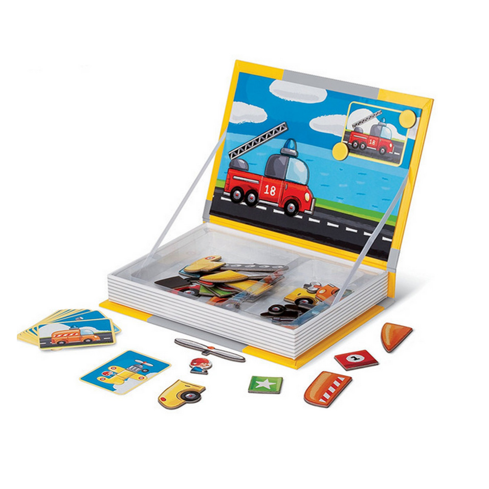 Magnetic Board Puzzle Educational Toy