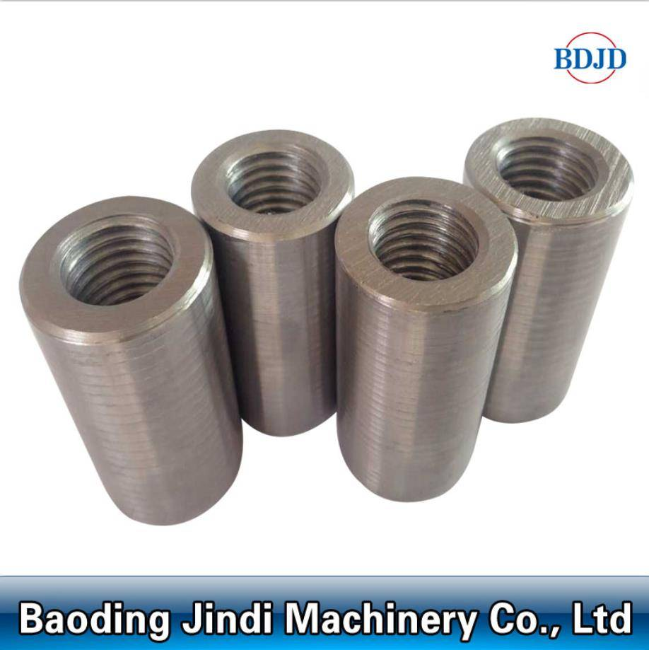 rebar mechanical splicing coupler construction material parallel couplers (12mm-50mm)