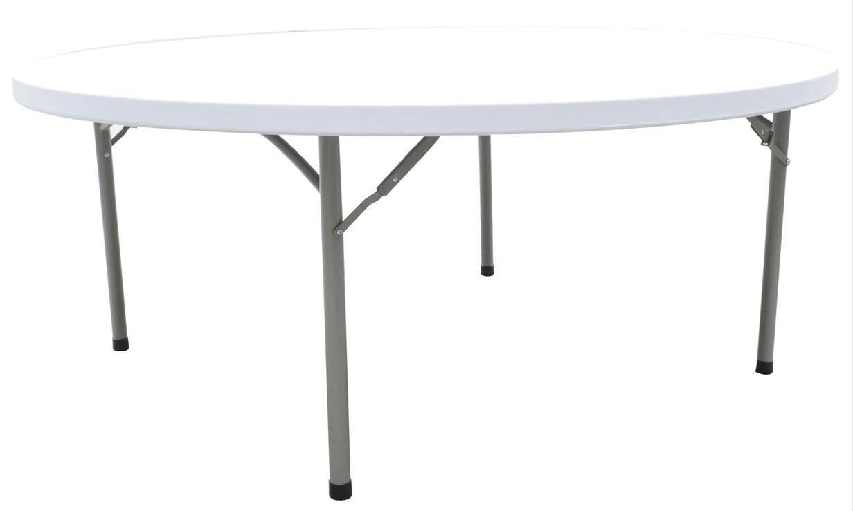 Garden Furniture 8-10 Seats Portable Plastic Folding Table(YCZ-180R)