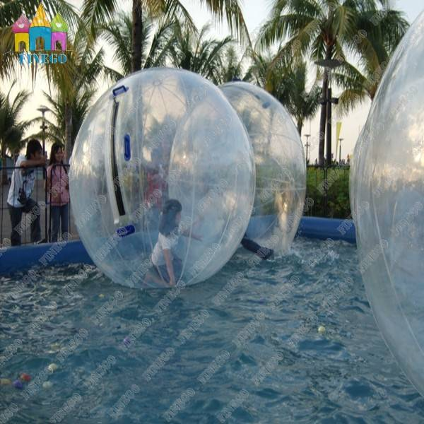 Bubble Water Beach Ball