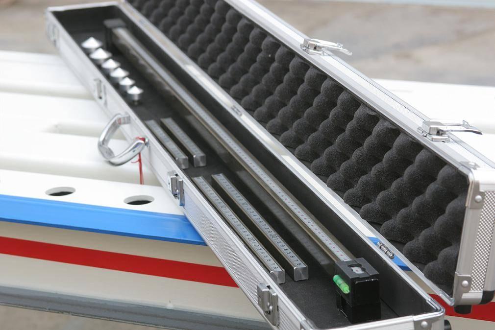 Auto body machinery measuring system W-100