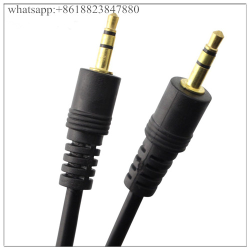 3.5 mm to 3.5mm M/M Car Audio AUX Cable Cord Extended Audio Auxiliary Cable for iPhone hot selling