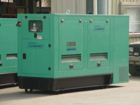 Diesel generator set(Cummins engine)