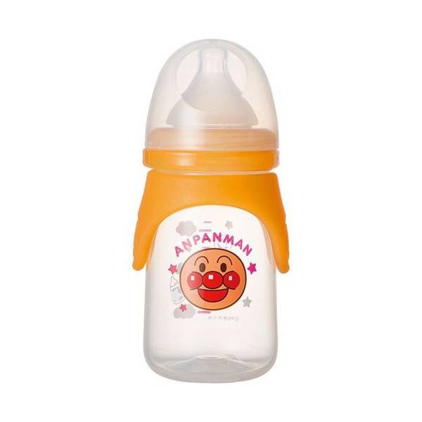 ANPAN MAN baby bottle new born from JAPAN