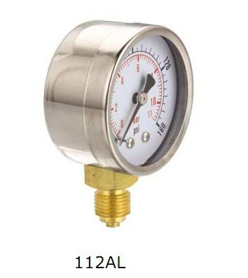Dry Gauge Normal use type 112