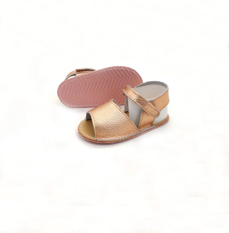 2017 fancy kids soft sole lovely baby sandals