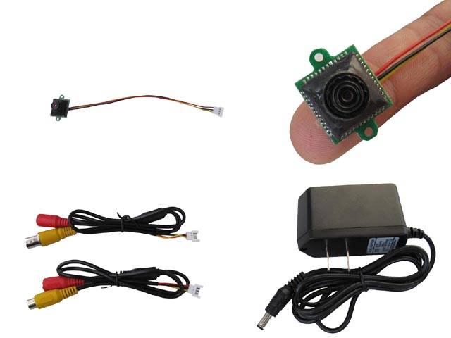 Super thin HD hidden surveillance camera; small size camera, 520tvl, 0.008 low LUX.