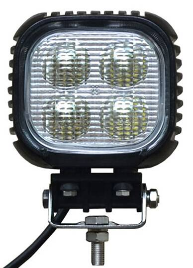 Latest products led lights for offroad cars, super bright working lights, 40W cree led work light