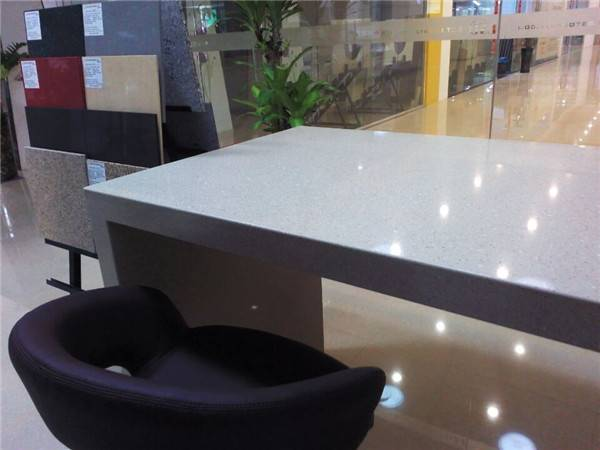 Artificial Quartz Stone Slab for Pre-fabricated Countertop for Kitchen,Bathroom and Hotel Use in Sla