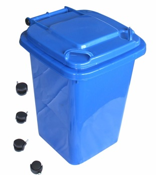 RXL-50L hdpe dustbin for family