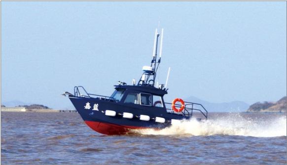 Security manned/unmanned surface vessel USV boat