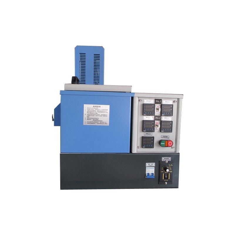 Hot melt glue dispensing machine
