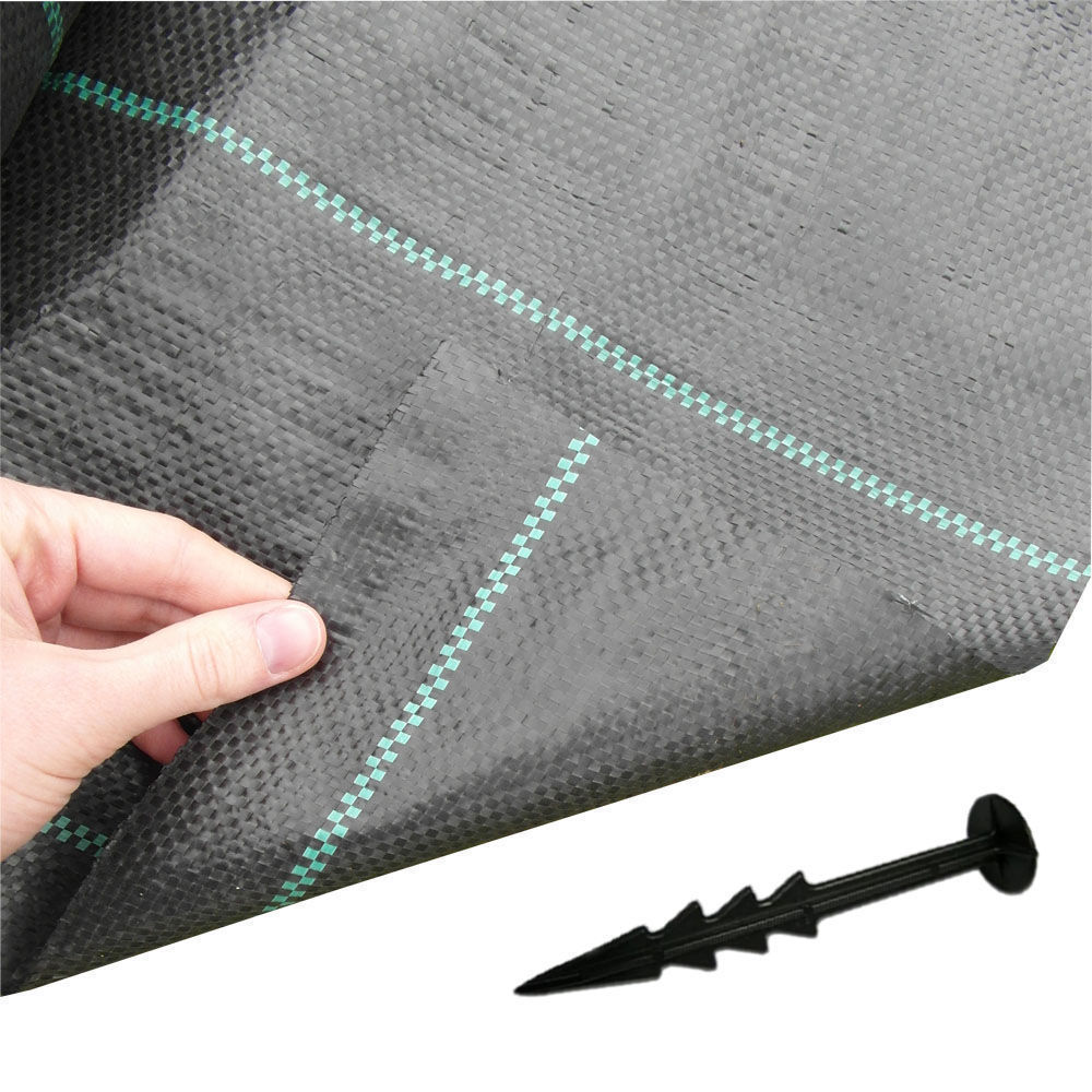 Heavy Duty Weed Barrier Mat Landscape Fabric