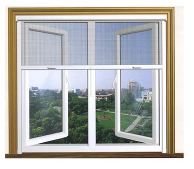 Double glazed upvc casement windows