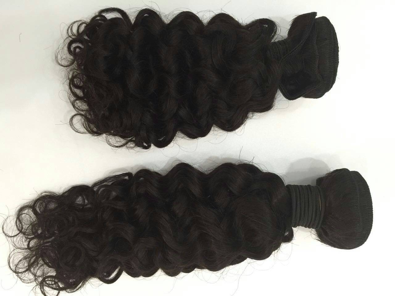 Italian wave virgin remy peruvian hair extension