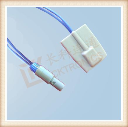 BCI 7 Pin Pediatric Silicone Soft Tip SpO2 Sensor