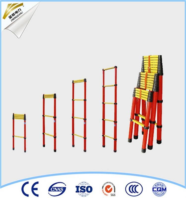 insulation telescopic ladder