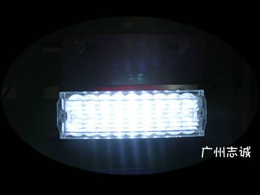 12v 24v LED truck trailer  side mark light