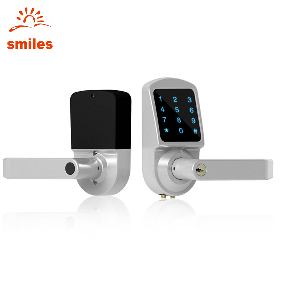 New Automatic Electronic Digital Door Lock/Touchscreen Keypad Security lock For Residential/Office