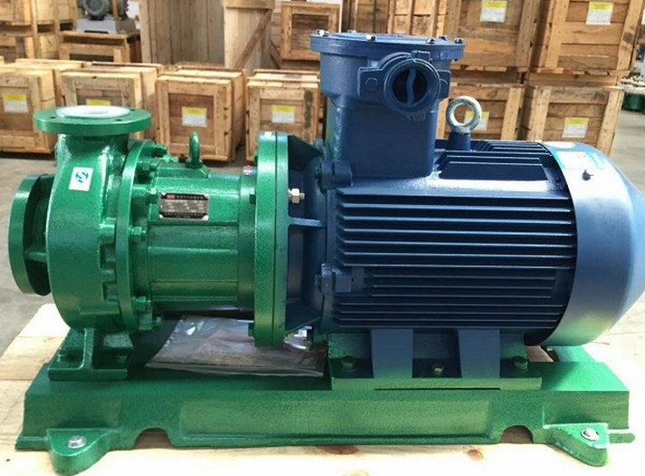 IMD Magnet coupled centrifugal pump