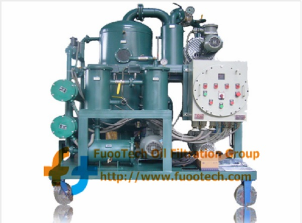 Series ZYD-EX Explosion-proof Type Vacuum Transformer Oil Filtration