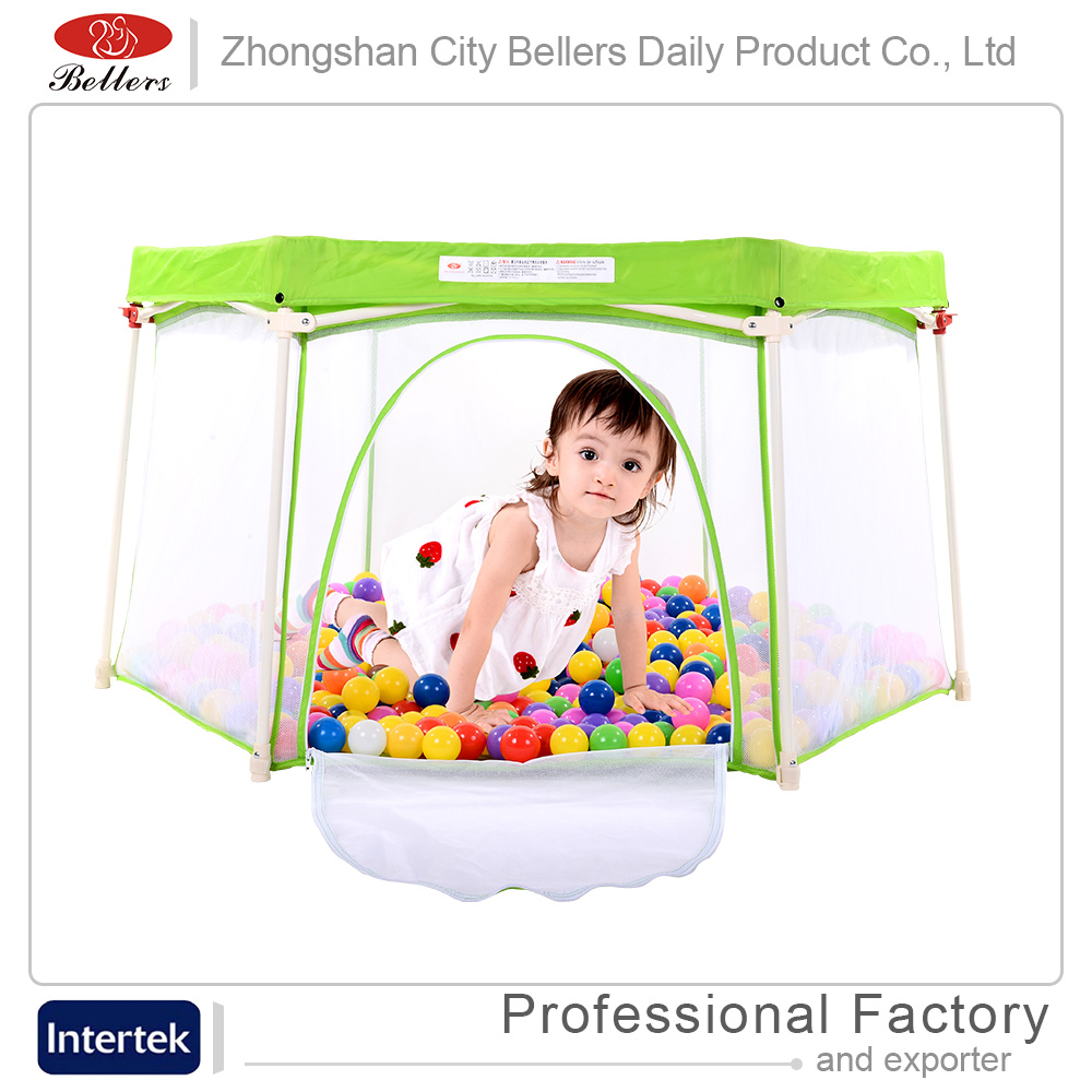 Best Selling Baby Pack 'N Play Cheap Folding Baby Carrier play yard Travel Bed