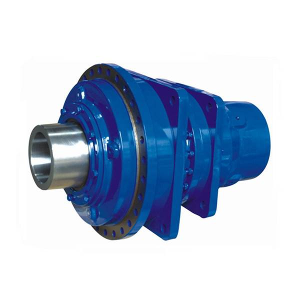P series inline / right angle planetary gear units gearbox speed reducer
