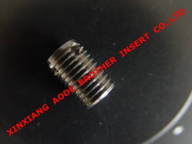 307 308 Self-tapping Threaded Inserts