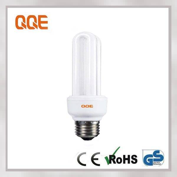 2U 13W Energy saving bulb cfl