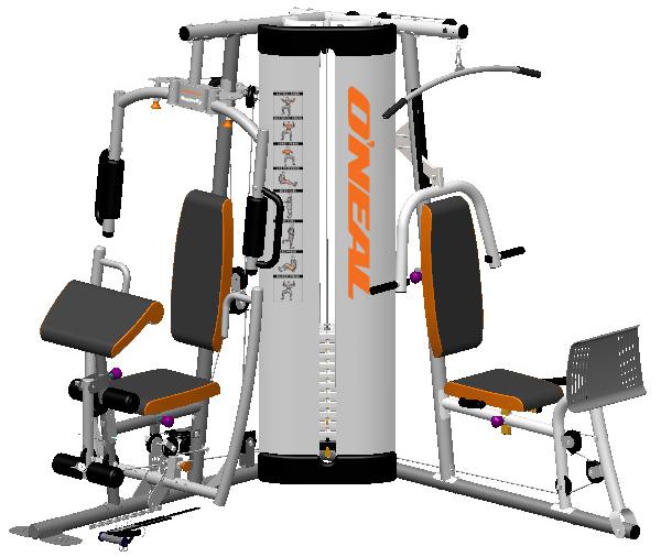 Mulit-function Fitness Equipment