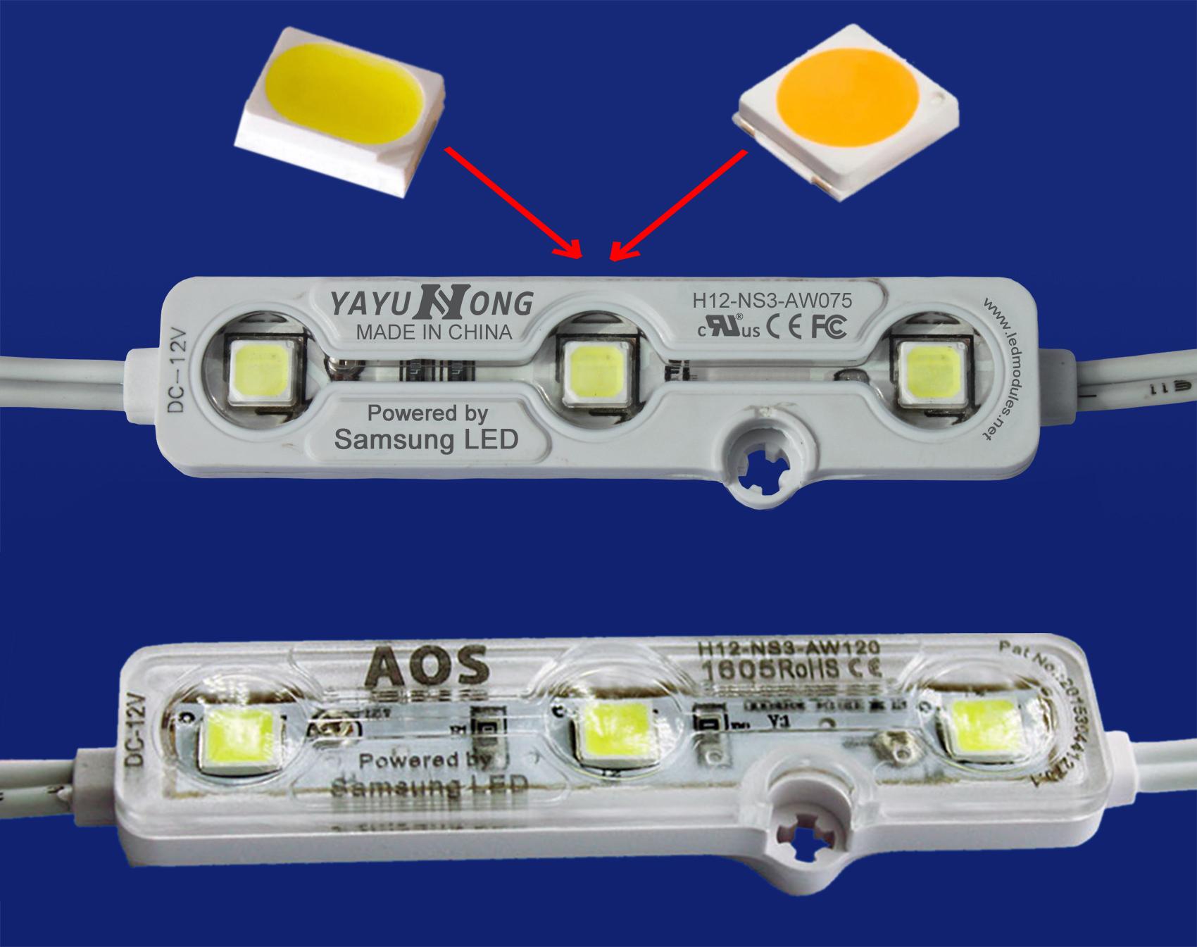5054 SMD Samsung led module