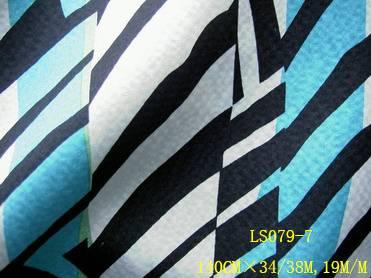 100%silk fabric:LS079-7